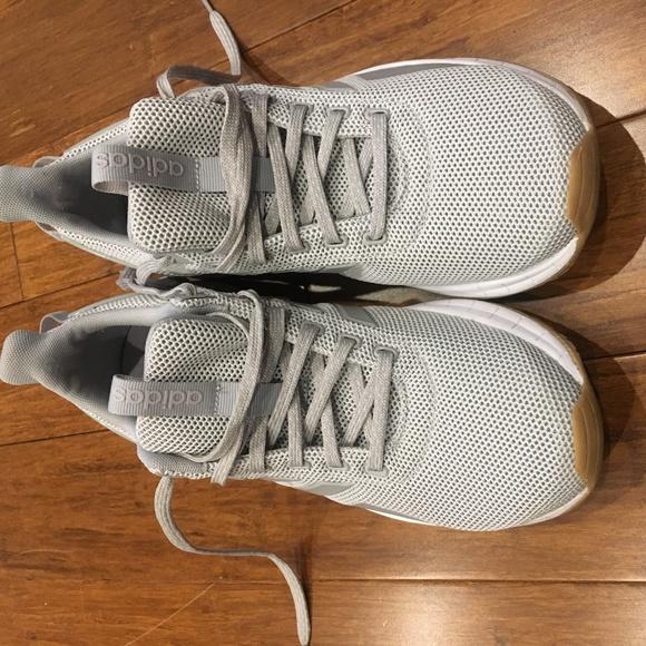 Adidas Questar Ride Grey Athletic Sneakers